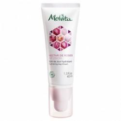Soin de Jour Hydratant Nectar de Roses Bio Melvita 40ml