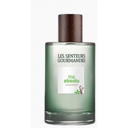 Coffret Parfum & Savon - Thé Absolu - LES SENTEURS GOURMANDES