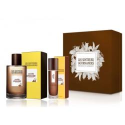 Coffret Vanille Chocolat - Les Senteurs Gourmandes