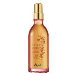 Huile Fermeté Bio l'Or Rose - 100 ml - Melvita