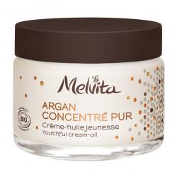 Crème Visage Anti-Age Huile d'Argan Bio 50 ml - Melvita