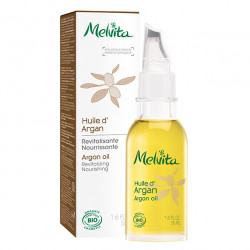 Huile d'Argan - 50 ml - Melvita