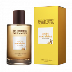 Eau de Parfum Tendre Madeleine 100ml -Les Senteurs Gourmandes